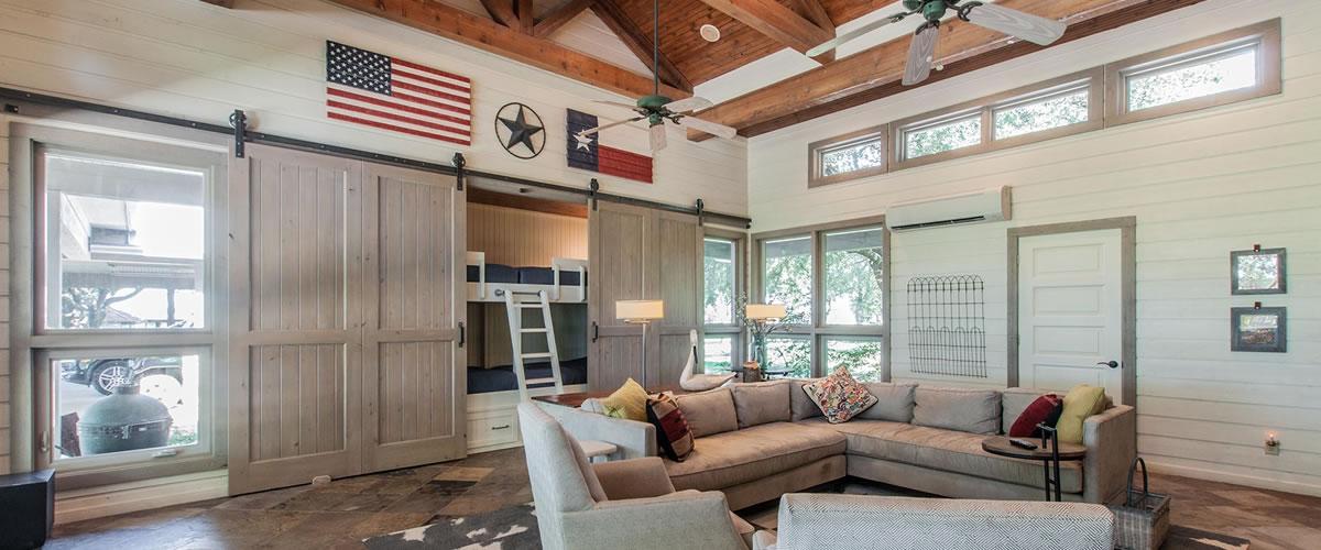 Texas Cabin Design